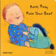 Row Row Row  Your Boat Children education books